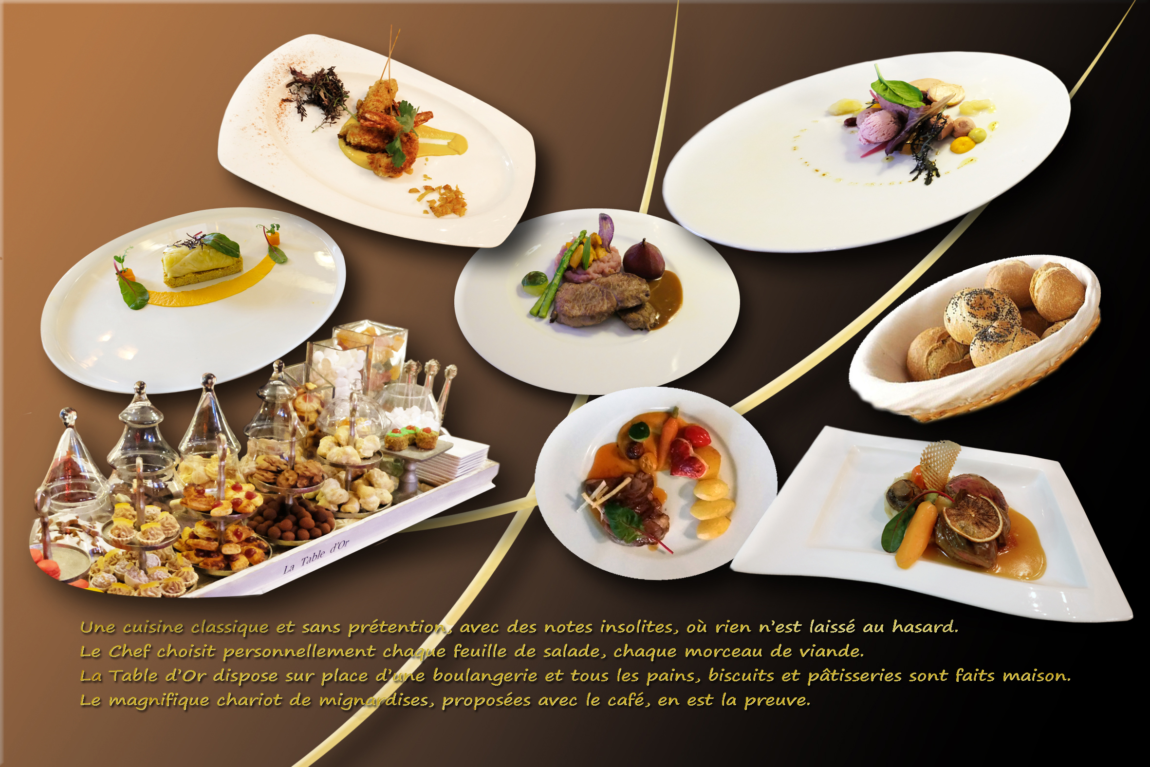 Cuisine La Table D Or